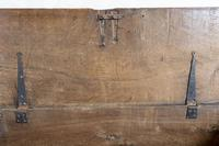 Unusual Oak Panelled Sword Chest (6 of 11)