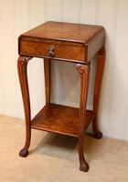 Burr Maple Occasional Table (9 of 10)