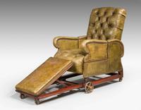 19th Century Adjustable Invalids Chair (3 of 11)