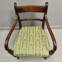 19th Century Regency Carver Armchair (5 of 7)
