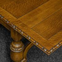 Oak Draw-leaf Table (3 of 6)