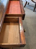 Mahogany Pedestal Desk (5 of 6)