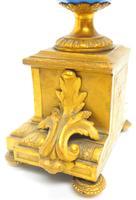 Wonderful Pair of Clock Garnitures Side Urns This Sevres Clock Garnitures (3 of 10)