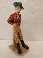 Fine Royal Worcester Figure - Yankee (3 of 10)