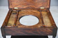19th Century Mahogany Washstand (3 of 12)