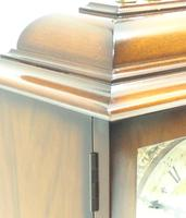 Incredible Sold Mahogany Mantel Clock Westminster Chime Triple Musical Bracket Clock by St James London (4 of 11)