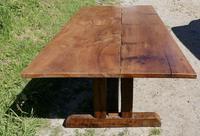 Reclaimed Elm Rustic English Barn Table (4 of 10)