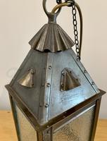 Arts and Crafts Hall Lantern (4 of 9)