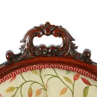 Victorian Rosewood Ladies Chair (7 of 8)