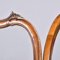 Louis XVI Style Mahogany Folding Screen (8 of 10)
