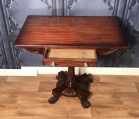 Regency Mahogany Side Table c1820 (11 of 13)
