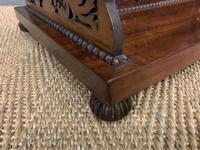 Regency Period Rosewood Book Carrier (6 of 9)