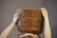 Large Royal Dux Figure by Alois Hempel (5 of 6)