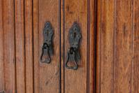 19th Century Solid Oak Bookcase (7 of 11)