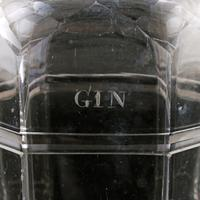 Early 19th Century Gin Decanter (3 of 8)