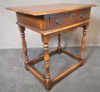 Theodore Alexander Mahogany Table (2 of 11)