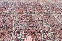 Antique Lavar Kirman Carpet 480x300cm (4 of 13)