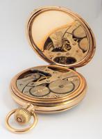 Vintage 1920s Duracy Stem Winding Pocket Watch (4 of 5)