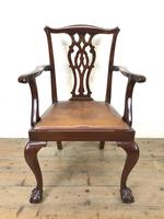 Set of Six 20th Century Dining Chairs (7 of 11)