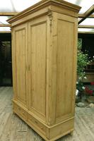 Fabulous & Exceptional Quality! Big Old Pine Double 'Knock Down' Wardrobe (3 of 17)