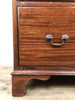 Antique Edwardian Mahogany Chest of Drawers (15 of 15)