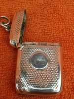 Antique Sterling Silver Hallmarked Vesta Case (10 of 12)