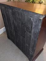 Large Late Victorian Walnut Chest of Drawers (4 of 5)