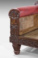 Mid 19th Century Indo-Portuguese Rosewood Sofa (4 of 9)