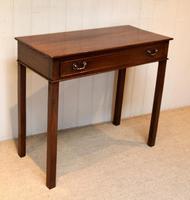 Early 19th Century Oak Side Table c.1820 (9 of 11)