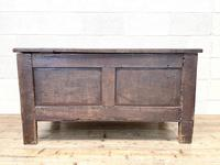 Antique 18th Century Welsh Oak Coffer (10 of 10)