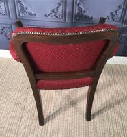 Mahogany Desk Chair c.1920 (7 of 8)