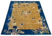 Antique Chinese Art Deco Carpet 3.15m x 2.71m (2 of 13)