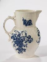Late 18th Century Caughley Porcelain Jug (3 of 4)