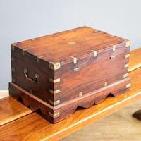 Indo European Teak Box (6 of 8)