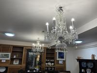 Pair of Chandeliers (2 of 5)
