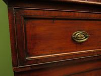 Antique George II Mahogany Secretaire Bookcase of Immense Character (14 of 16)