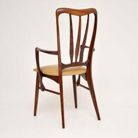 1960's Danish  Rosewood &  Leather Dining Chairs by Niels Kofoed (7 of 12)