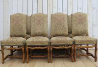 Set of Eight French Dining Chairs (7 of 7)