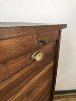"Antique French Filing Cabinet Tambour Roller Shutter ""Triomphe"" (8 of 11)"