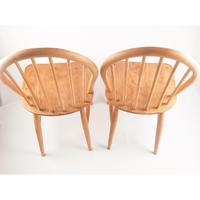 Set of Four Ercol Windsor Chairs (5 of 8)