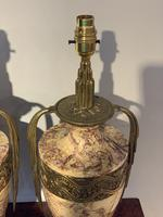 Pair of Art Deco Table Lamps (4 of 8)