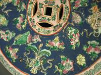 Pair of Chinese Qing Dynasty Painted Barrels / Seats (13 of 17)