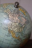 7 Inch  French Terrestrial Globe (5 of 8)