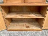 Antique Victorian Pine Shelved Larder Cupboard (14 of 19)