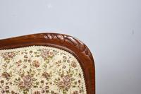 Small Victorian Mahogany Chaise Longue (7 of 8)