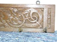 Iona Celtic Inspired Carved Panel (4 of 10)