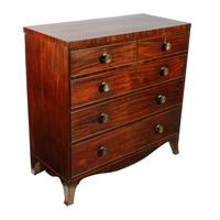 Admiral Lord Nelson Chest of Drawers (2 of 9)
