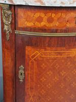 Matched Pair of French Inlaid Corner Cabinets (9 of 18)