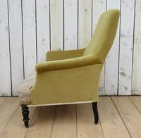 Antique Napoleon III French Chair (5 of 8)