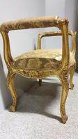 Excellent Quality Louis XV Stool (10 of 13)